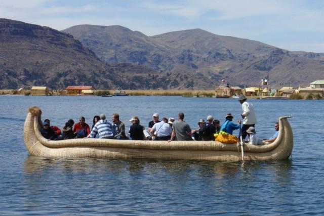 Visitar las Islas de Uros desde Puno