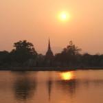 Las 4 mejores puestas de sol