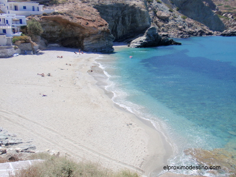 Playa de Folegandros