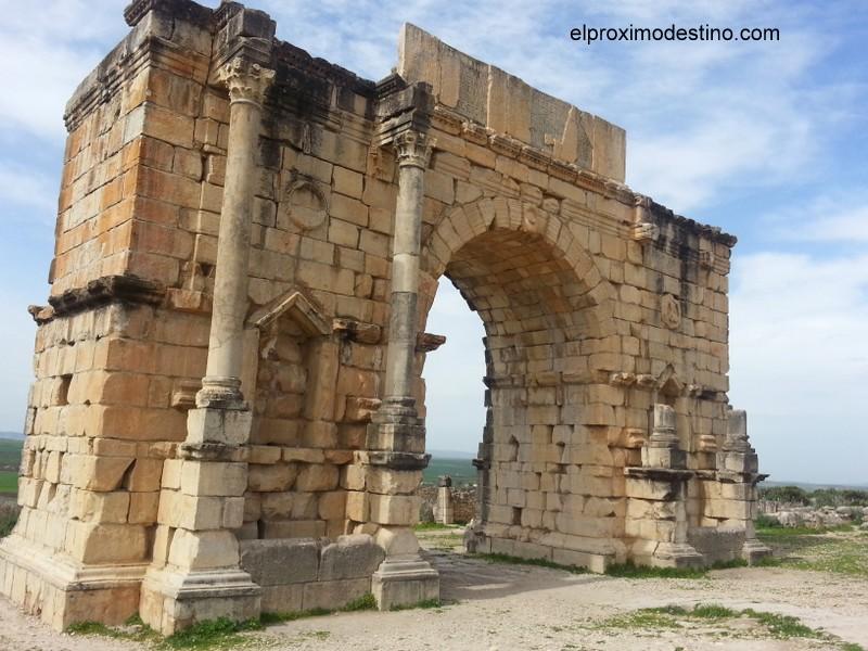 Arco de Triunfo de Caracalla
