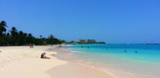 Las playas de Barbads