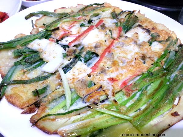 Tortilla Coreana