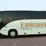 Viajar gratis desde Dubai a Abu Dhabi