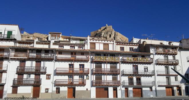 Morella uno de los pueblos mas bonitos de espa a el for Oficina turismo morella
