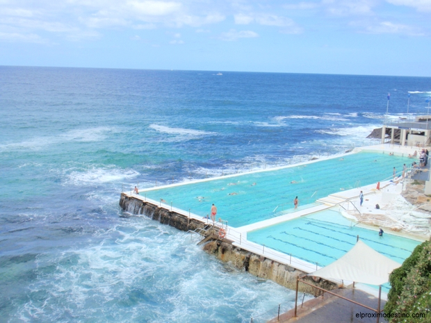 Entrena en la piscina para nadar en el mar natacin for Porno la piscina