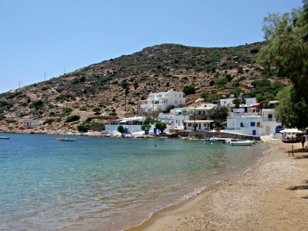 Playas de Grecia