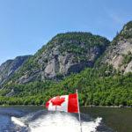 Crucero por el Fiordo Saguenay