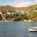 Port Bou, entre Francia y Cataluña