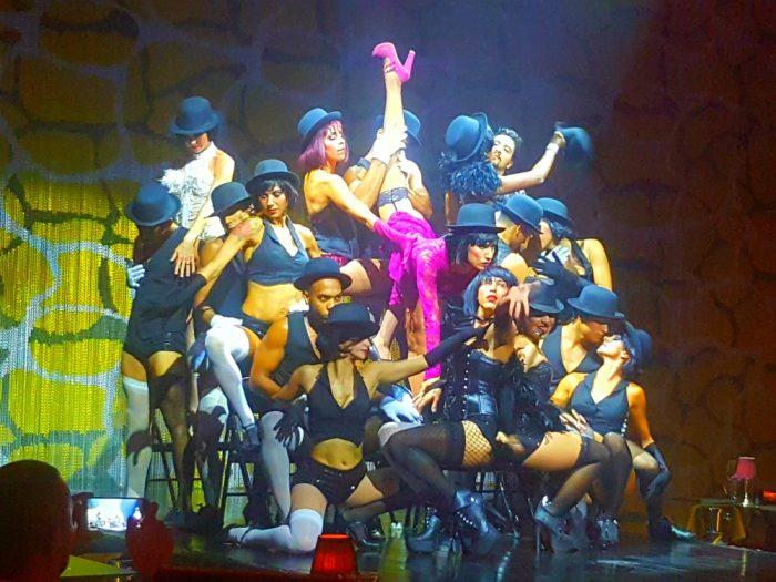 Mejor espectáculo en Riviera Maya