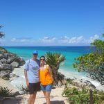 Tulum, ruinas a pies del Caribe