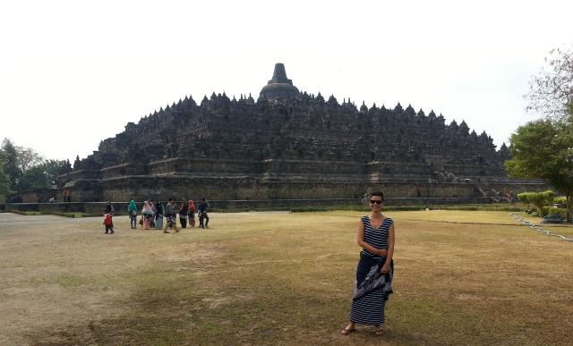 Borobudur imprescindible en Indonesia