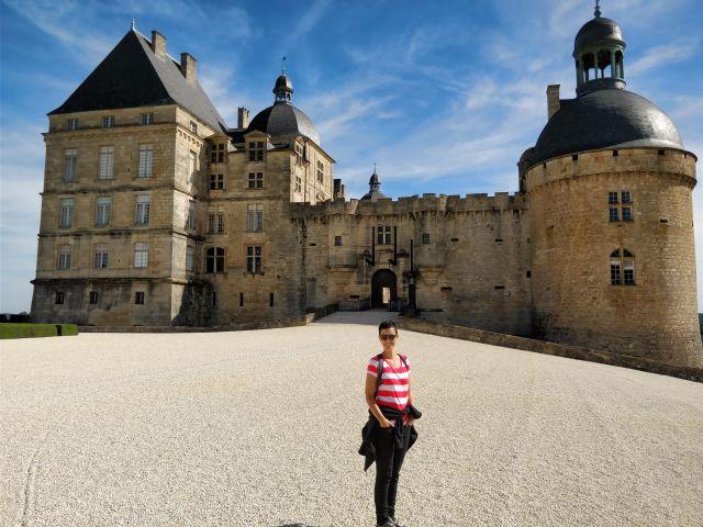 Mejores castillos del Perigord, Francia.