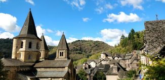 Pueblos más bonitos de Francia: Conques