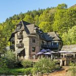 Moulin de Cambelong, estrella Michelin en Francia