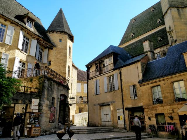 Que ver en Sarlat, Francia