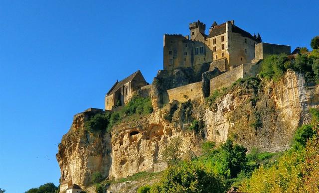 Beynac-et-Cazenac, los mejores pueblos del Périgord.