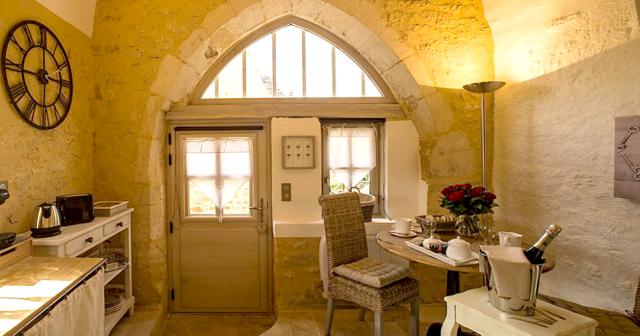 Donde dormir en Sarlat, hotel con encanto en Francia.