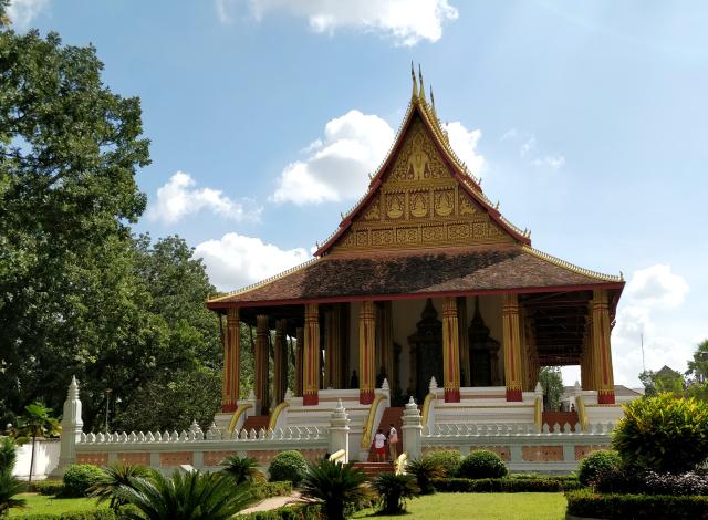 Que ver en Vientiane, Laos