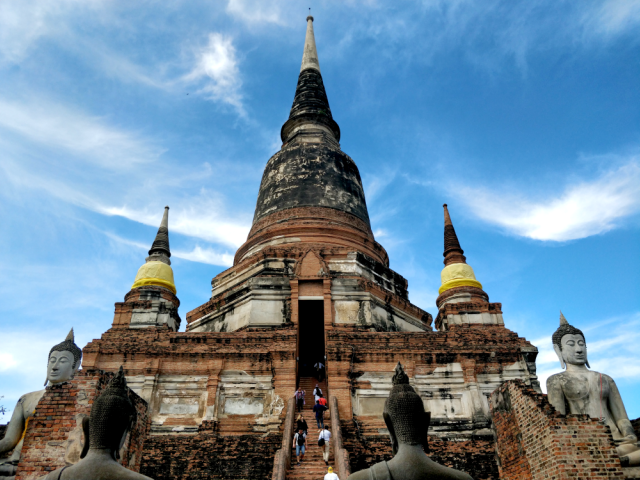 Excursión a Ayutthaya en Español