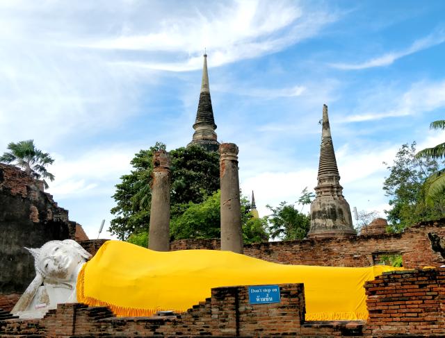 Mejores ruinas de Tailandia