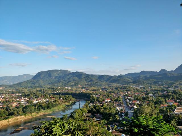 Que ver en Luang Prabang