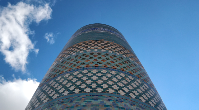 LO mejor de Uzbekistan, Khiva