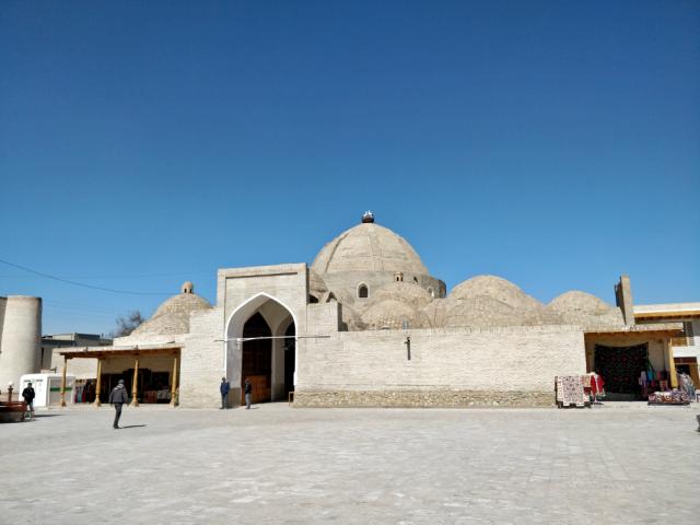 Los bazares de la ruta de la seda en Bukhara, lo mejor de Uzbekistán.