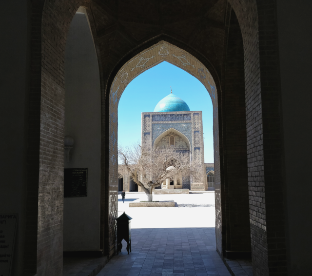Lo mejor de Bukhara, Uzbekistán.