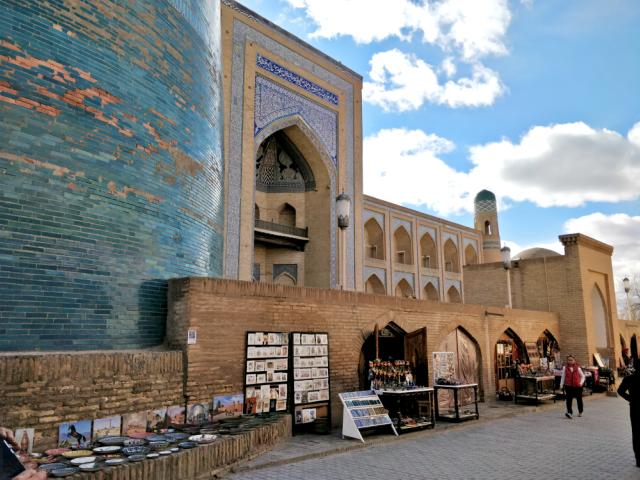 Viaje a Uzbekistan, que ver en Khiva.