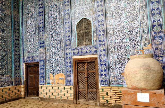 Lo mejor de Uzbekistán, Khiva.