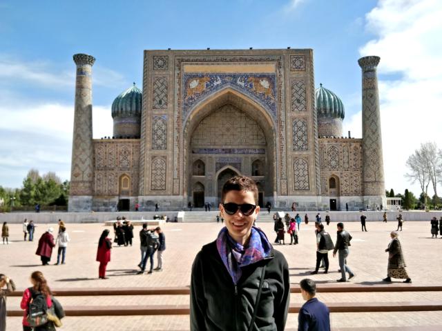 Lo mejor de Samarcanda, que ver en Uzbekistán