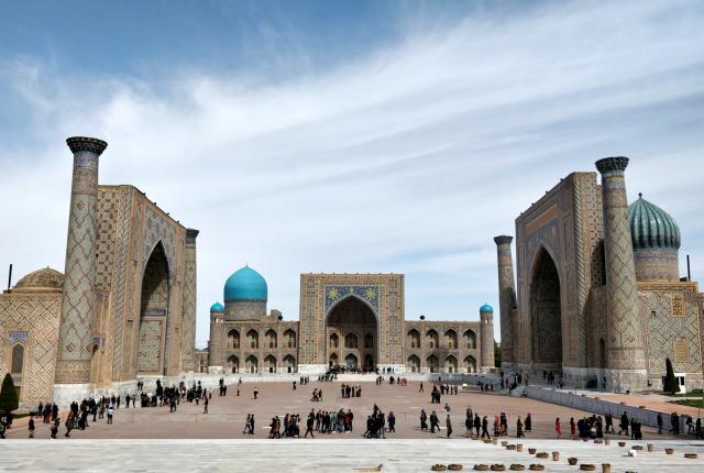 Lo mejor de Uzbekistán