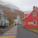 Seydisfjördur, el pueblo más bonito de Islandia