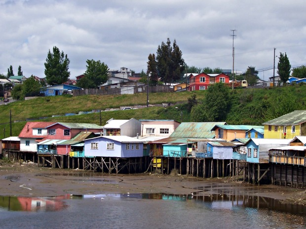 Alrededores de Puerto Montt