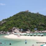 Koh Tao, la isla tortuga de Tailandia