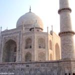 El Taj Mahal, la perla de la India