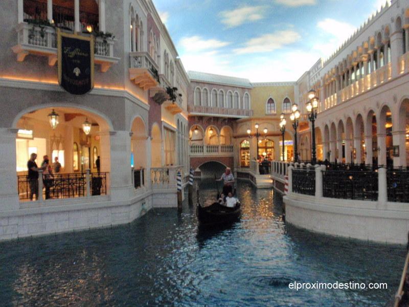 Hotel Venetian, Las Vegas