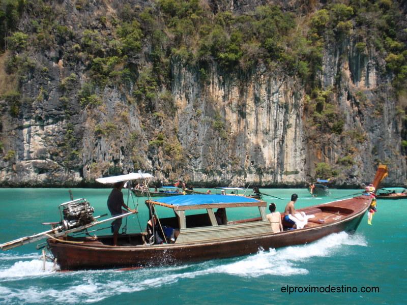 Típica Barca del Andamán