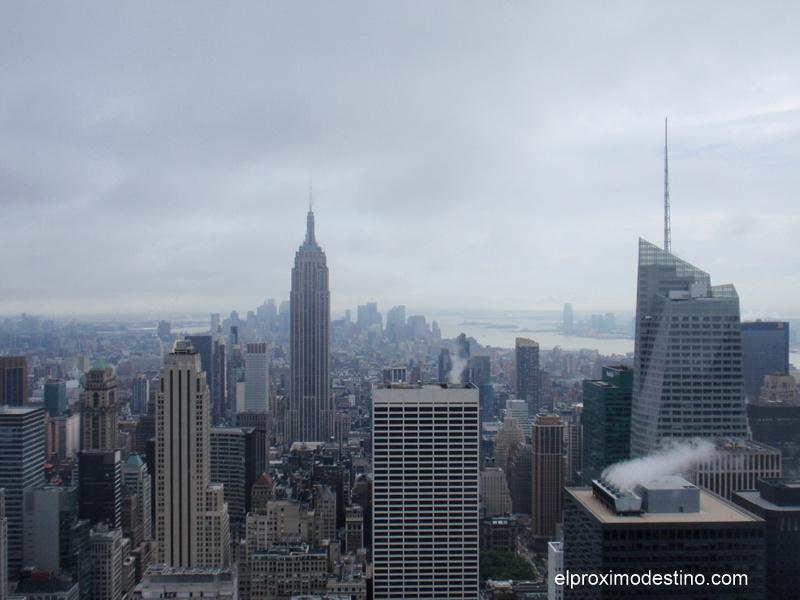 Vista desde Top of the Rock