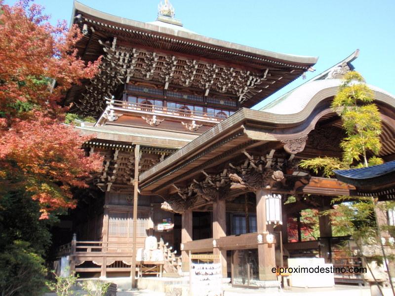 Templo Budista en Miyajima