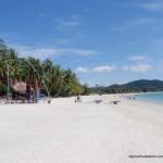 La paradisíaca isla de Langkawi