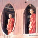 Monasterios en Myanmar