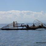 Navegar por el Lago Inle, Myanmar
