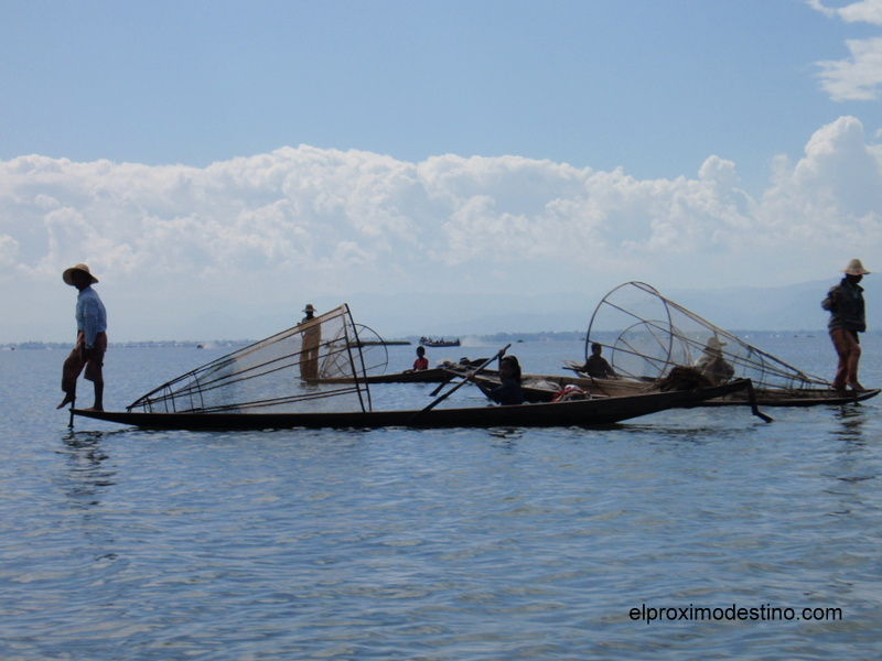 Mandalay , Lago Inle