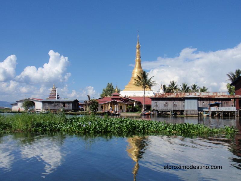 Myanamar, Lago Inle