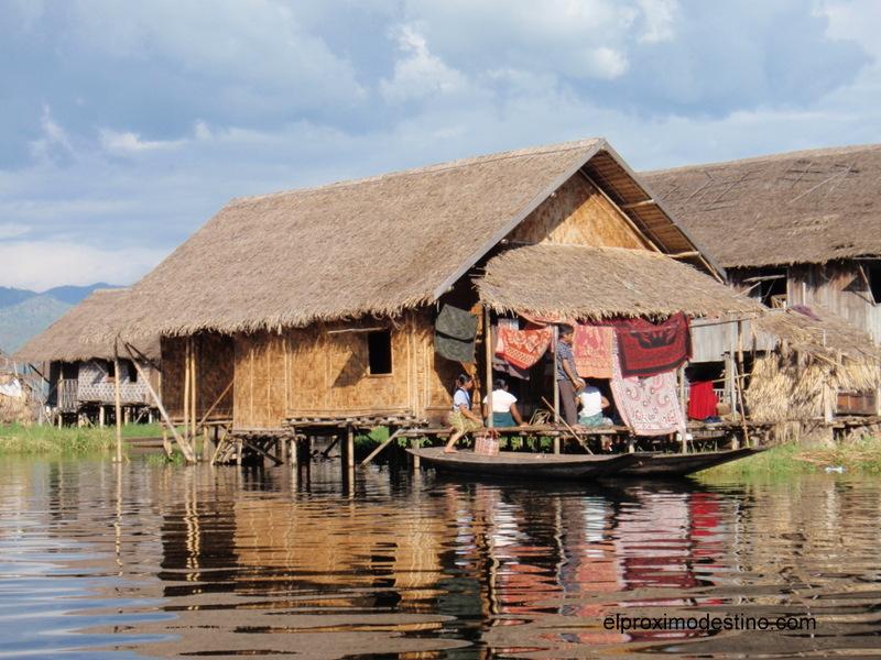 Mandalay, Lago Inle