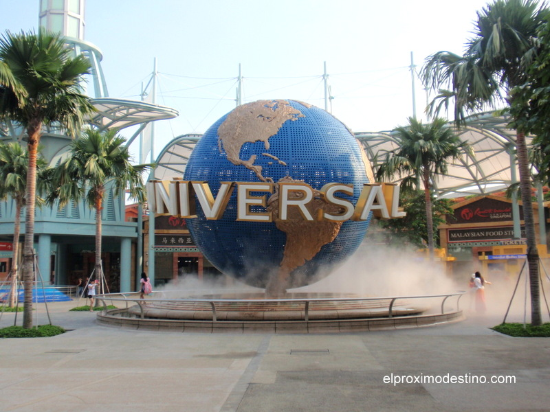 Universal Studios SIngapur