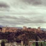 Visita a La Alhambra, Granada