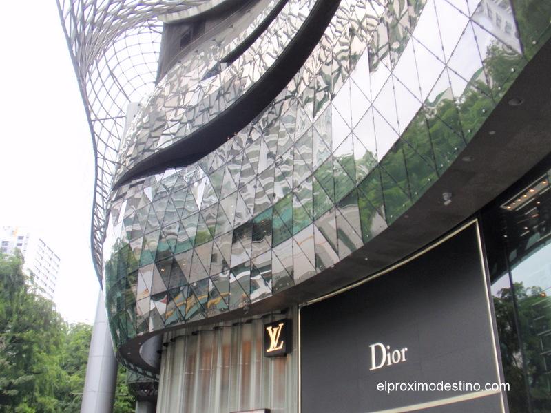 Tiendas en Singapur