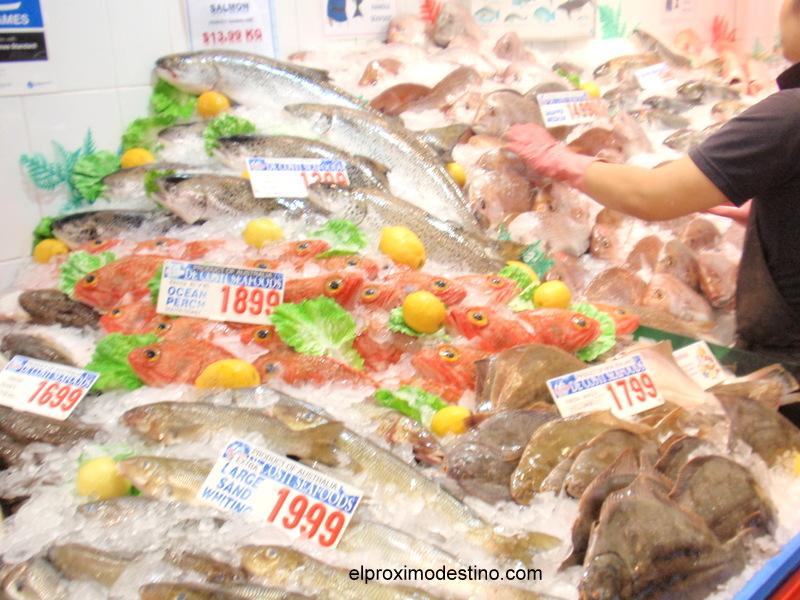 Sidney Fish Market